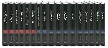 Reformed Expository Commentary Series on Logos