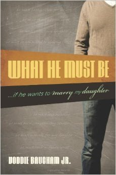 What He Must Be…If He Wants to Marry My Daughter