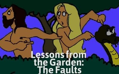 """Lessons from the Garden: The Faults of the """"Blame Game"""""""