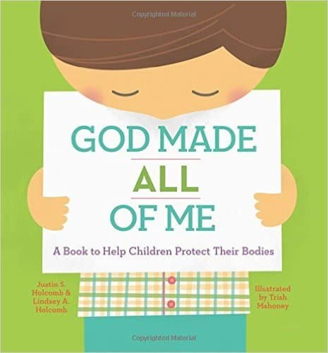 """A Review of """"God Made All Of Me"""" by Justin and Lindsey Holcomb"""