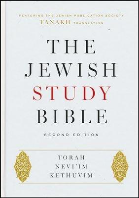 The Jewish Study Bible (Second Edition)