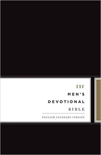 ESV Men's Devotional Bible