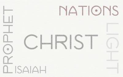 """Charles Barrett –  The """"Light"""" Motif in Isaiah"""