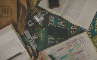 David Mathis – My Breakthrough in Scripture Memory