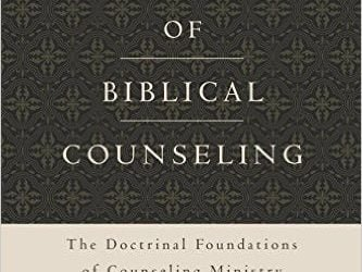 """A Review of """"A Theology of Biblical Counseling"""" by Heath Lambert"""