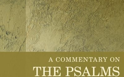 A Commentary on the Psalms: Volume 3 (90-150)