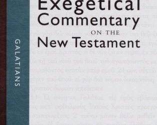 Galatians: Exegetical Commentary on the New Testament (Thomas R. Schreiner)