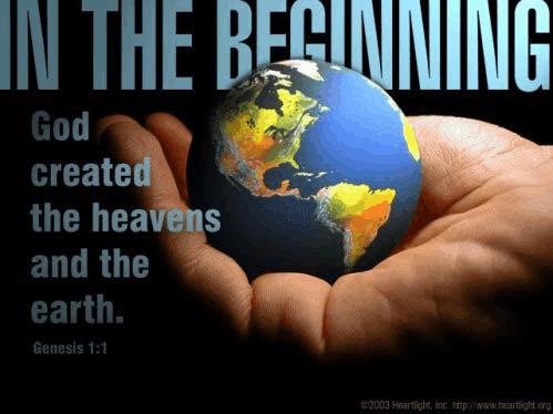 Interpretations of the Genesis Creation Narrative 1