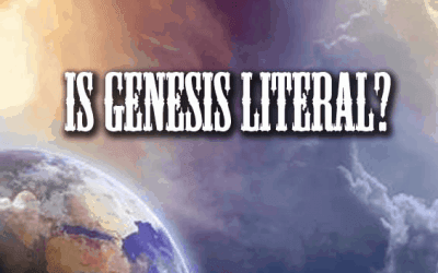 Did Bible Authors Believe in a Literal Genesis?