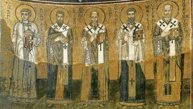 Patristic Contributions to Trinitarian Theology