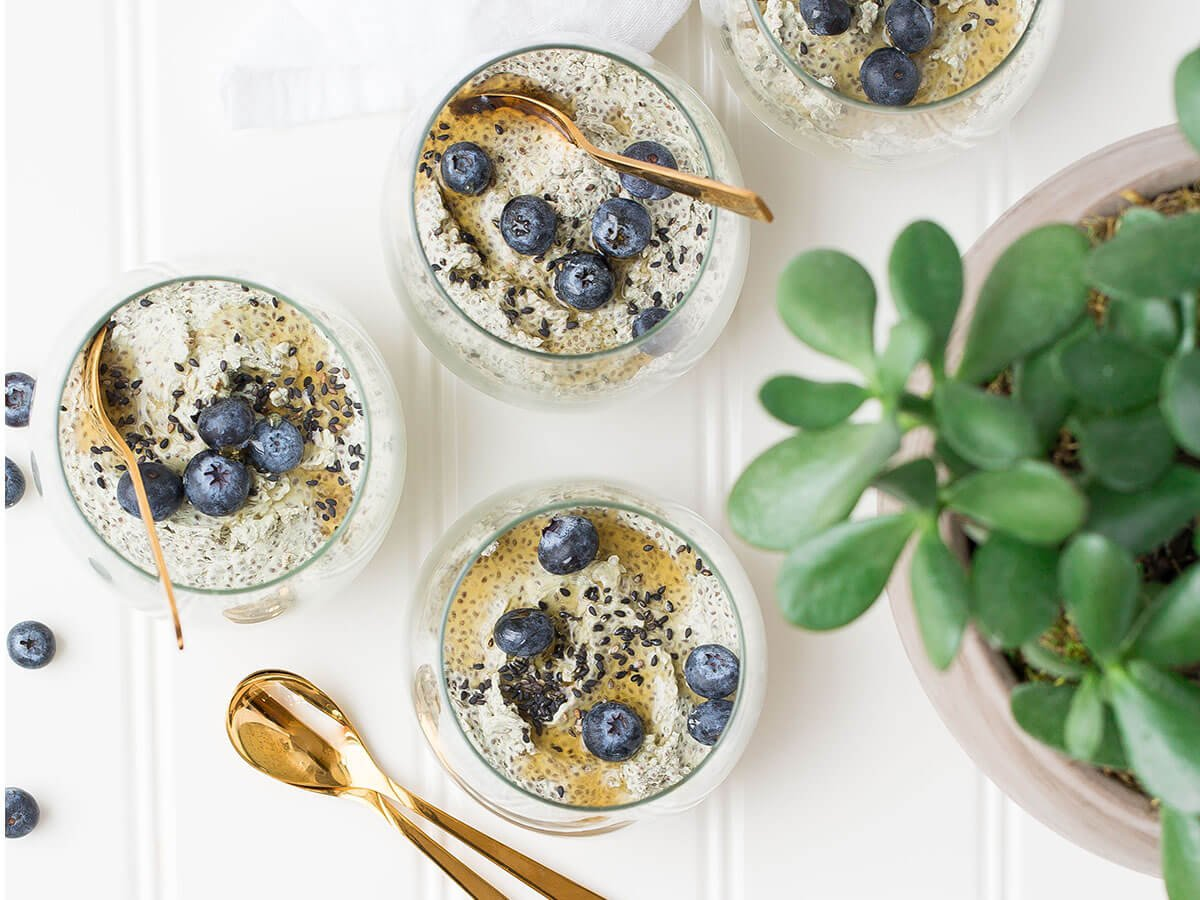 Tasty & Easy To Make Desserts With Blueberries