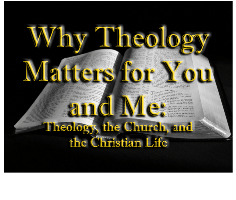 Theology for Life 28
