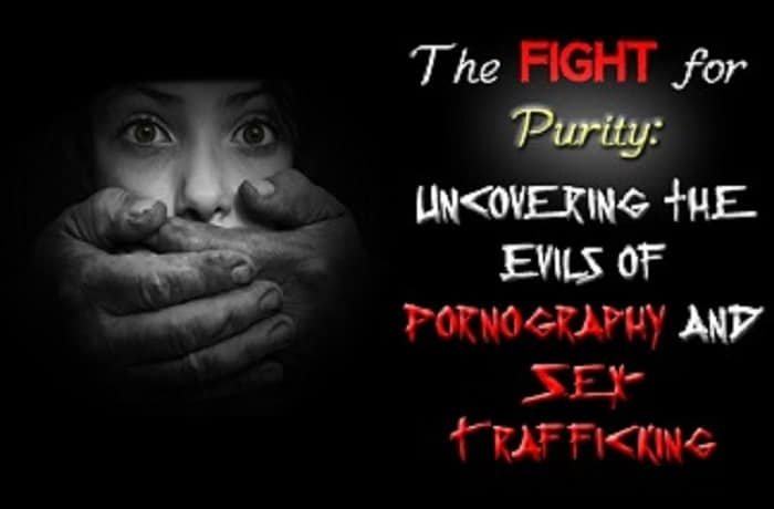 The Fight for Purity: Uncovering the Evils of Pornography and Sex Trafficking 1