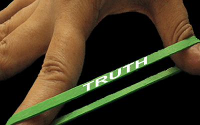 Do Not Stretch the Truth