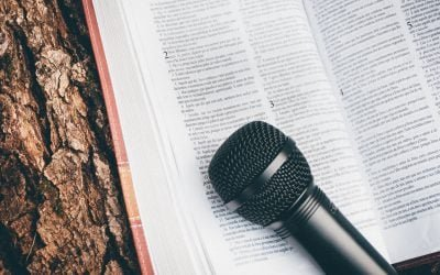 What My God Says That I Will Speak: Faithful Preaching in 2 Chronicles