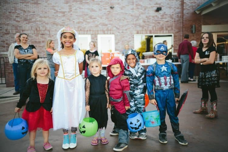 Truth or Treating: Halloween As An Opportunity For Christian Hospitality 1