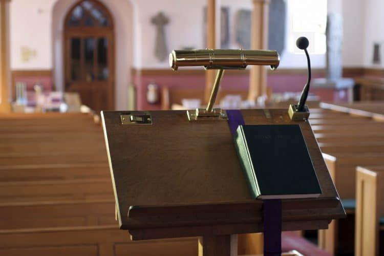 Dear Pastor: Please Serve Me Jesus 1