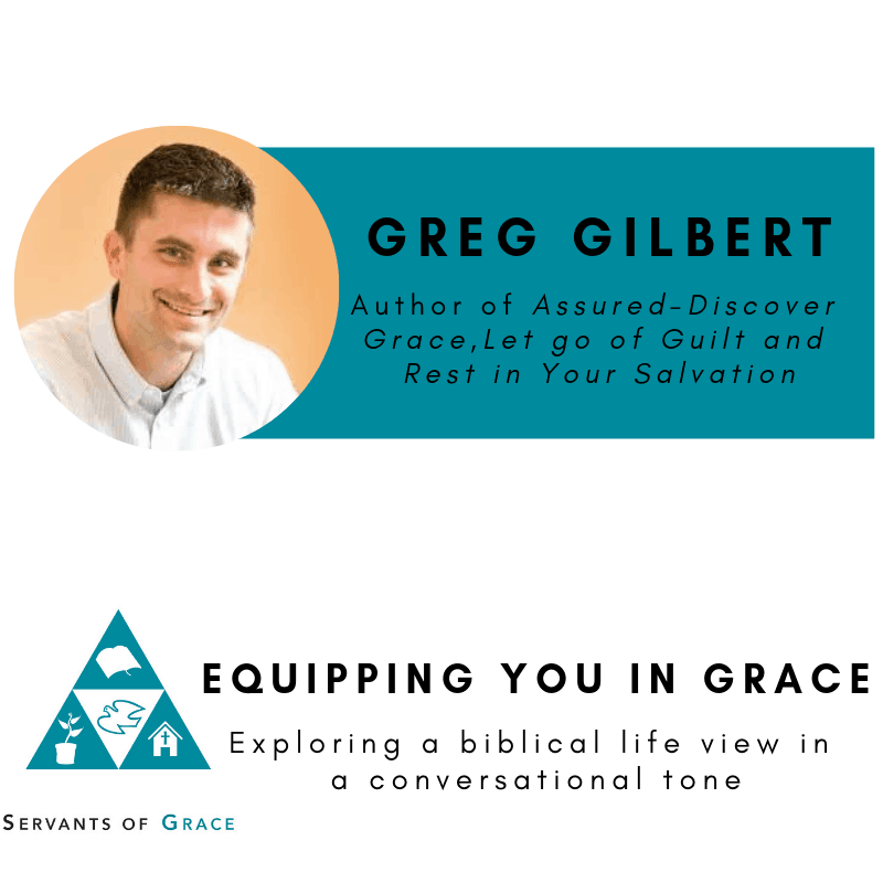 Greg Gilbert- Assured- Discover Grace, Let Go of Guilt and Rest in Your Salvation 1