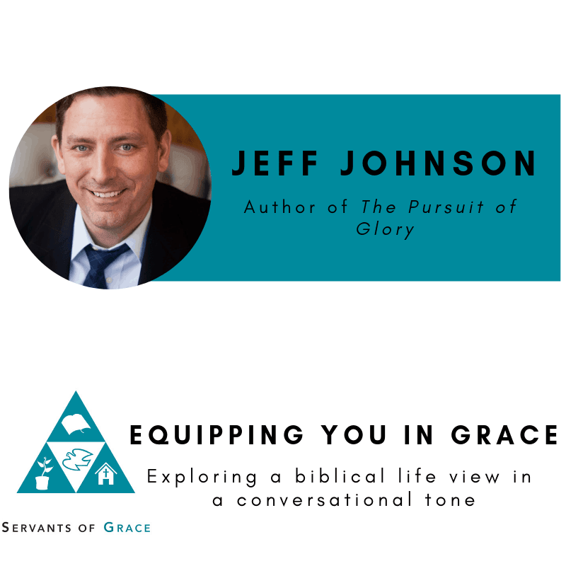 Jeffrey Johnson-- The Pursuit of Glory: Finding Satisfaction in Christ Alone 1