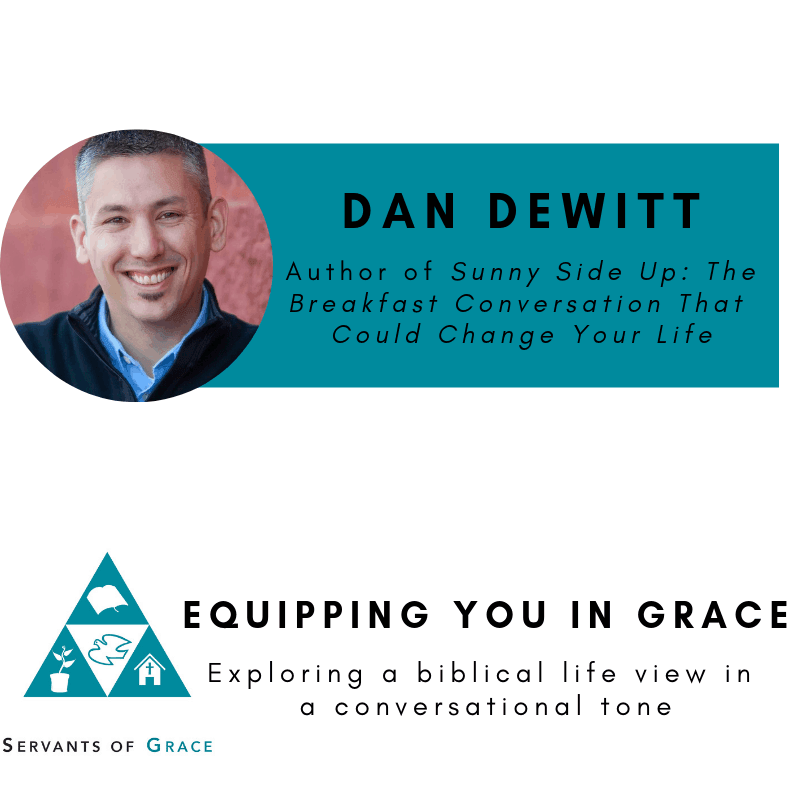 Dan Dewitt- Sunny Side Up- The Breakfast Conversation That Could Change Your Life 1