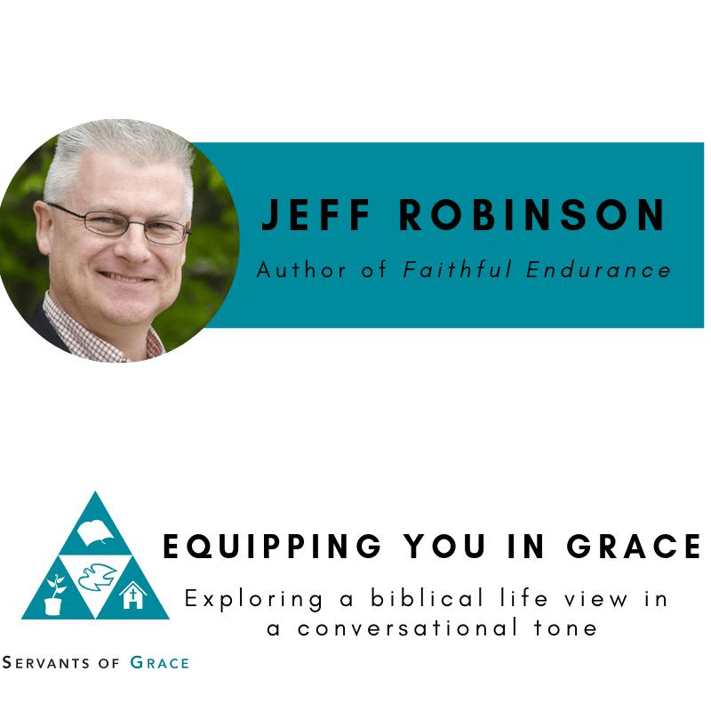Jeff Robinson- Faithful Endurance: The Joy of Shepherding People for a Lifetime 1
