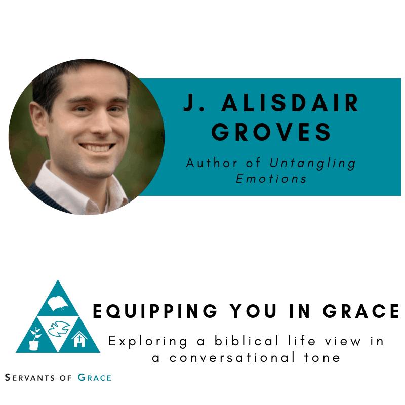 Alasdair Groves-- Untangling Emotions 1