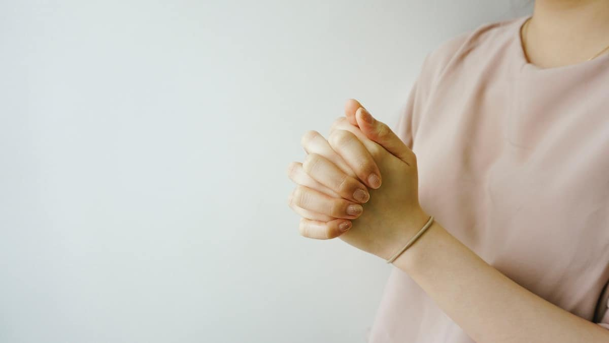 "Stop Praying ""Be With"" Prayers"
