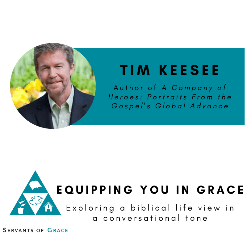 Tim Keesee-- Portraits From the Gospel's Global Advance 1