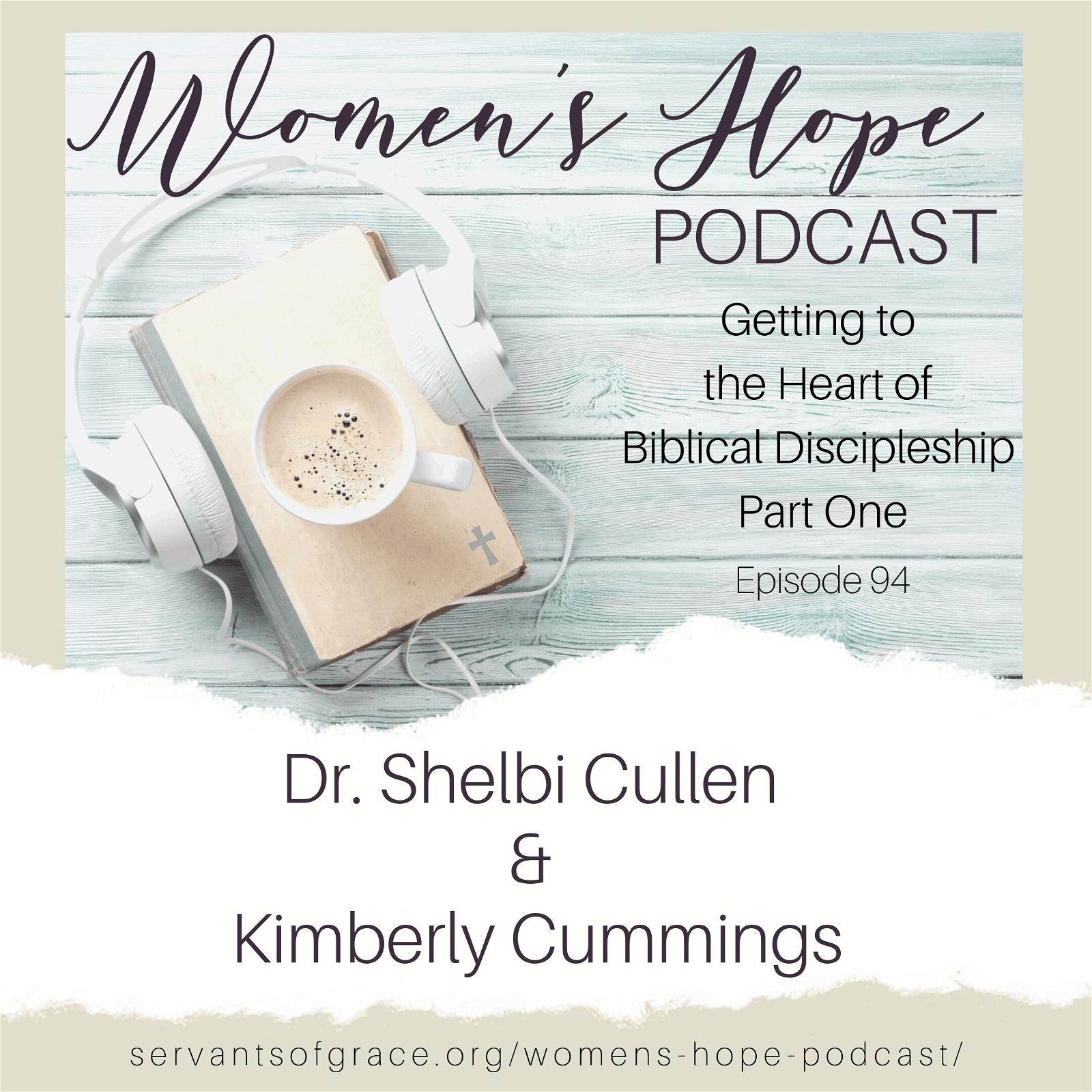Women's Hope Podcast 14