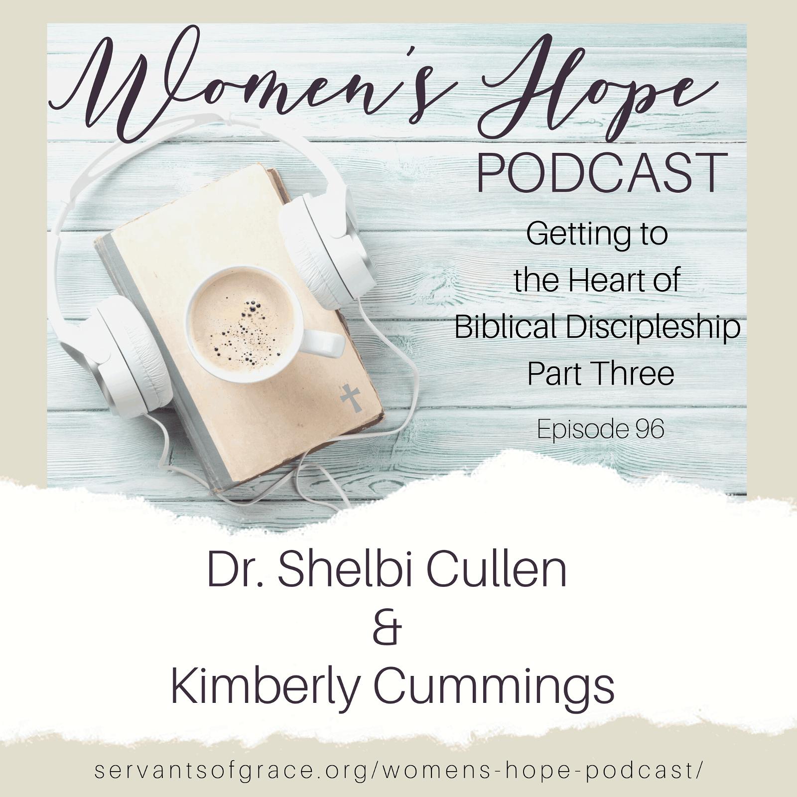 Women's Hope Podcast 15