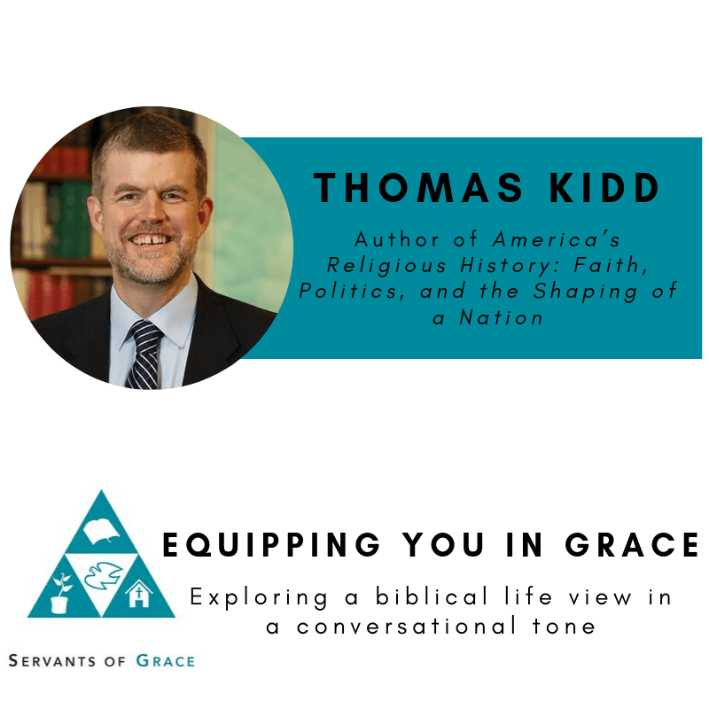 Thomas Kidd- America's Religious History: Faith, Politics, and the Shaping of a Nation