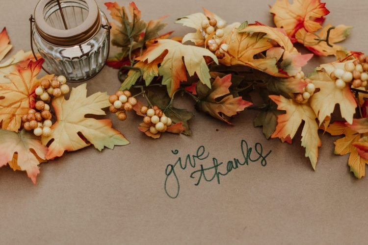 The Christian Grace of Thankfulness 1