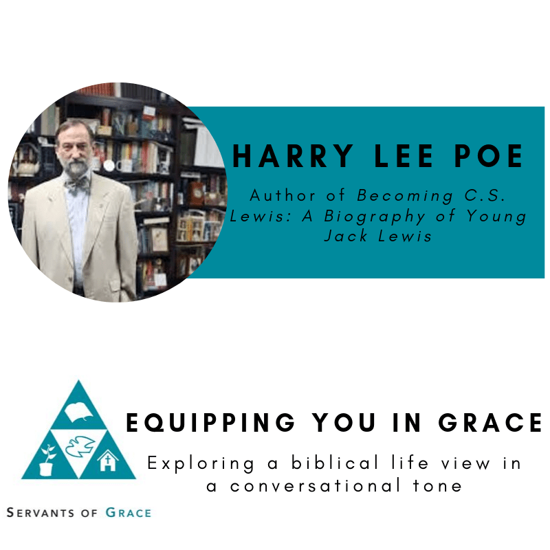 Harry Lee Poe- Becoming C.S. Lewis: A Biography of Young Jack Lewis