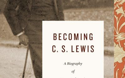 Becoming C.S. Lewis by Harry Lee Poe