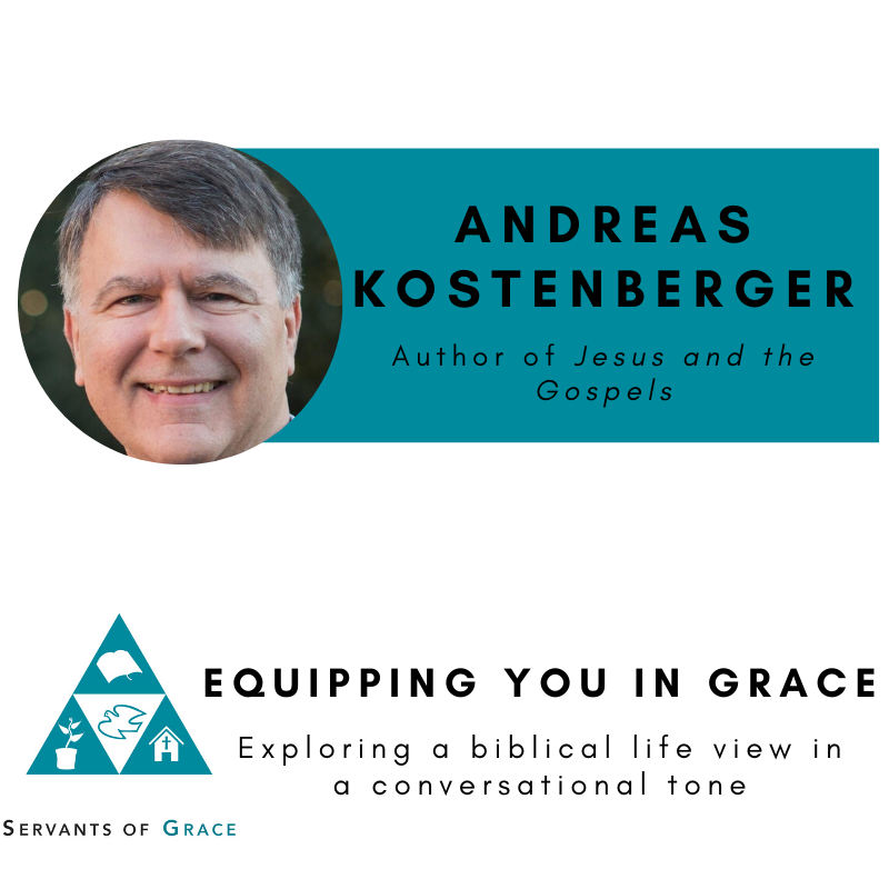 Andreas Kostenberger- The Jesus of the Gospels: An Introduction 1