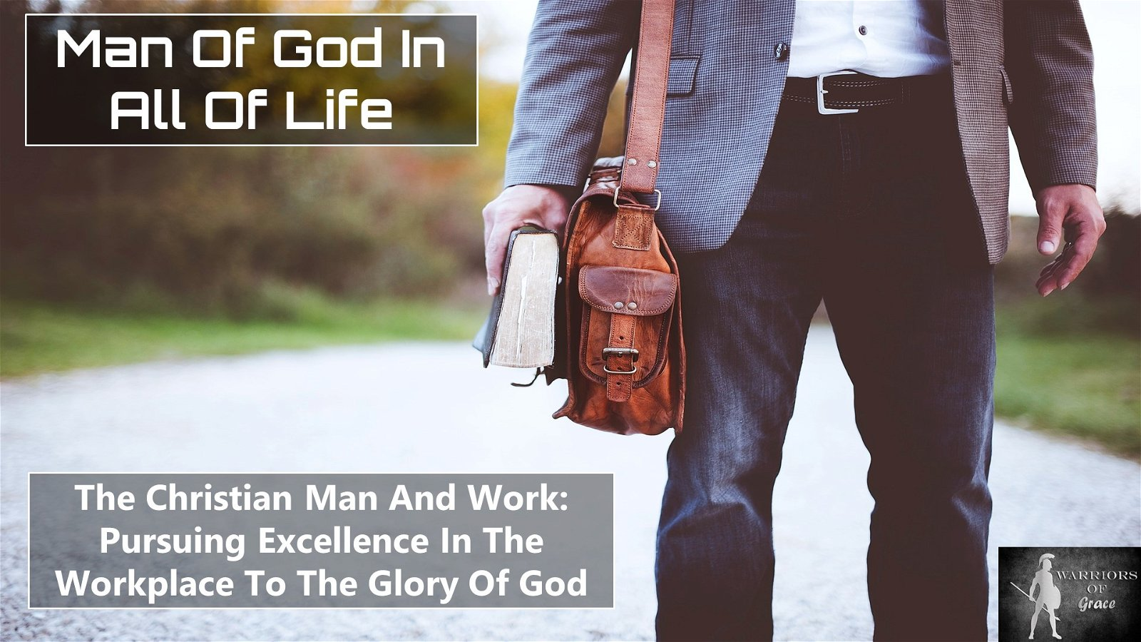 The Christian Man And Citizenship: Living Wisely In-Between The Times And Honoring The Lord 1