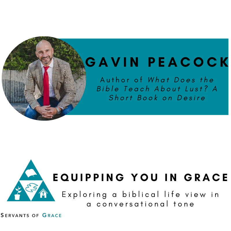 Gavin Peacock- What Does the Bible Teach About Lust? A Short Book on Desire 1
