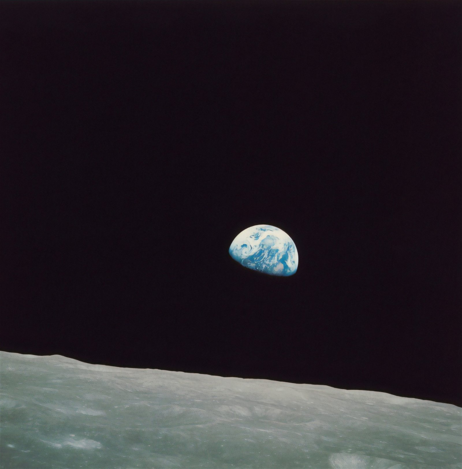 Apollo 8 and the Faraway World of Pastoral Ministry
