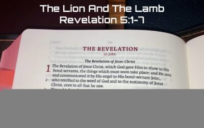 #18: The Lion and the Lamb[Sermon]