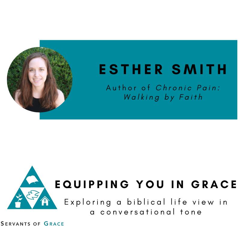 Esther Smith- Chronic Pain Walking by Faith