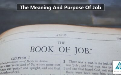 The Meaning And Purpose Of Job
