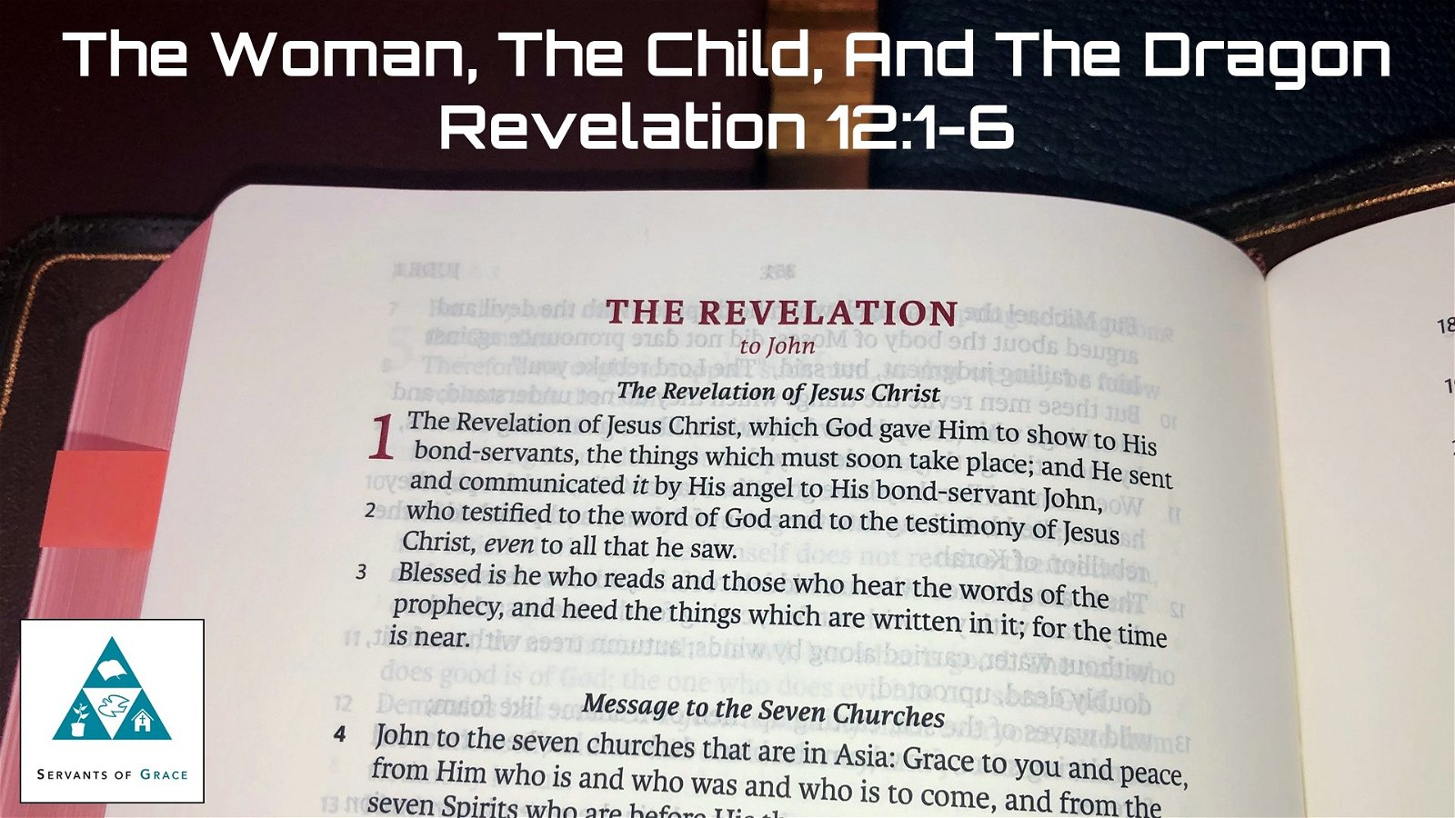 #32: The Woman, The Child, And The Dragon[Sermon] 1