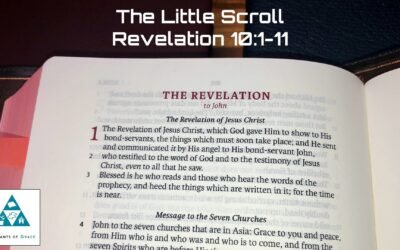 #28: The Little Scroll[Sermon]