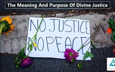 The Meaning And Purpose Of Divine Justice