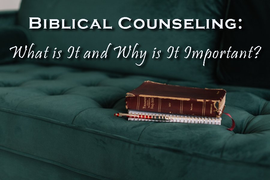 Biblical Counseling, the Church, and Church Discipline 3