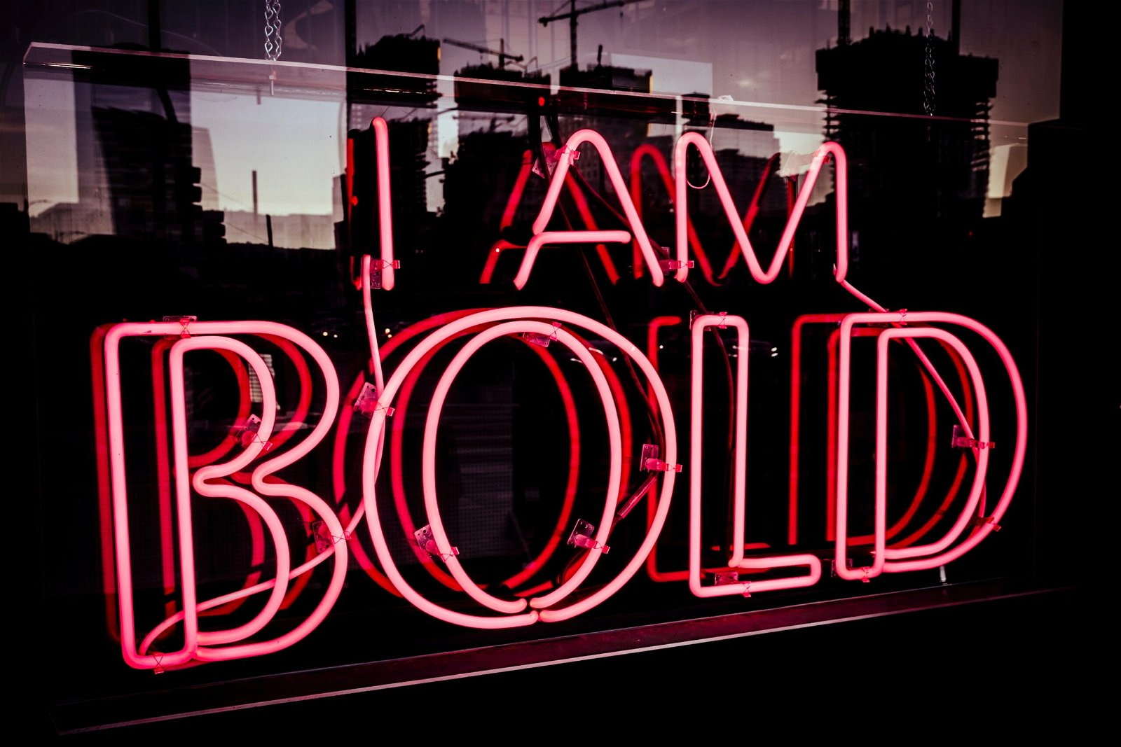 Be Bold 1