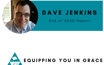 End of 2020 Report from Dave Jenkins