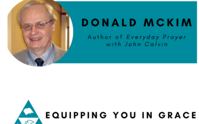 Donald McKim- Everyday Prayer with John Calvin