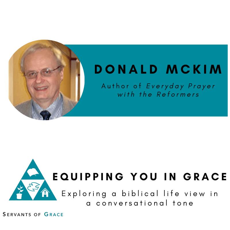 Donald McKim– Everyday Prayer with the Reformers