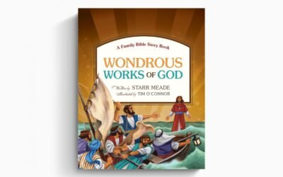 A Review of Wondrous Works of God: A Family Bible Story Book